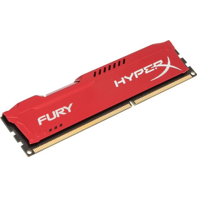 HyperX 8 Go DDR3-1866, Mémoire