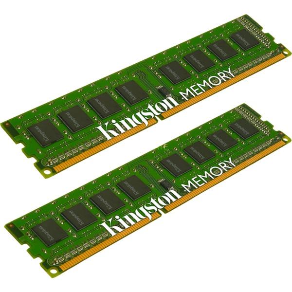 16 Go DDR3-1333 Kit, Mémoire