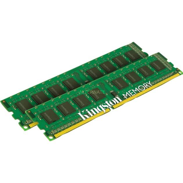 16 Go DDR3-1600 Kit, Mémoire