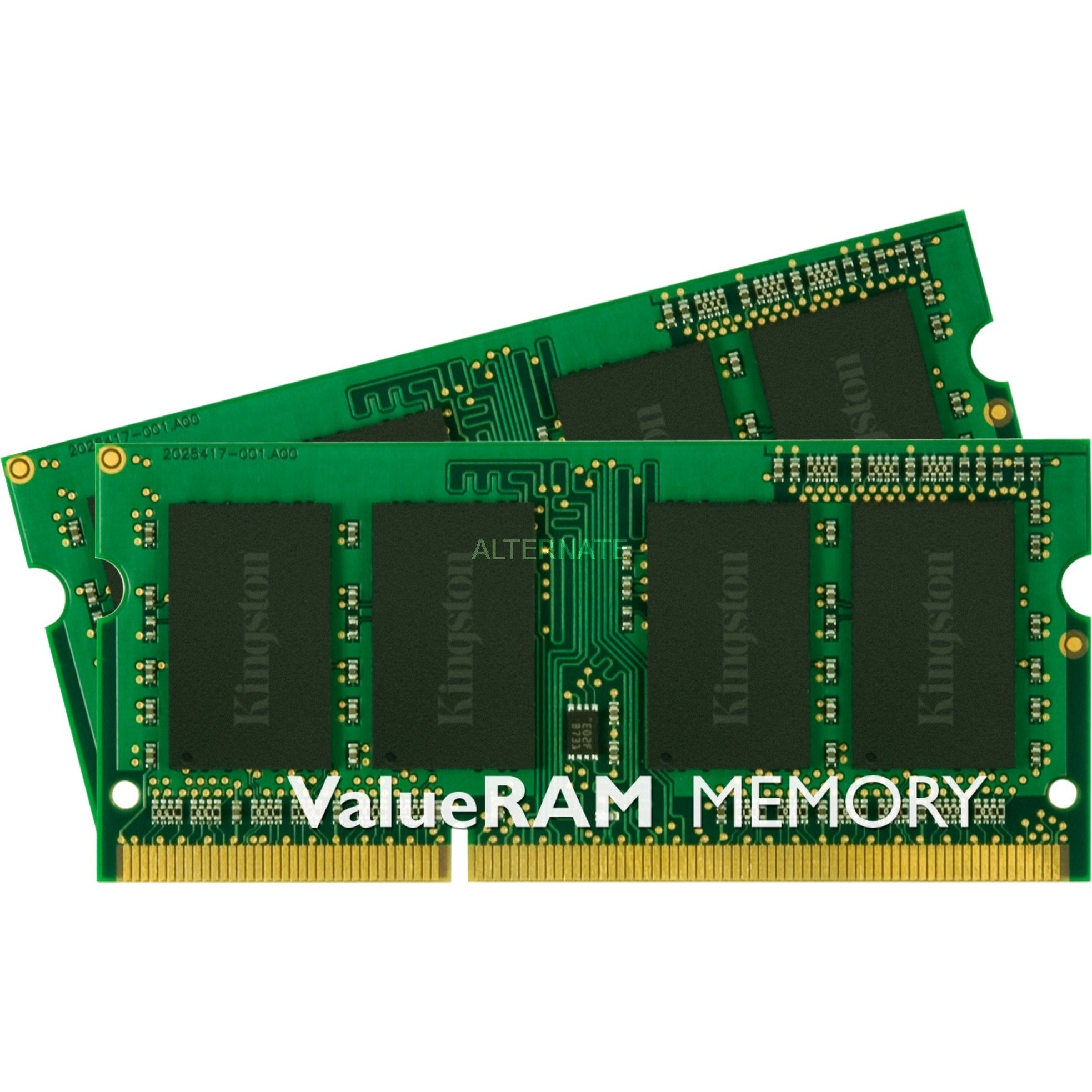 ValueRAM 16GB DDR3L 1600MHz Kit 16Go DDR3L 1600MHz module de mémoire