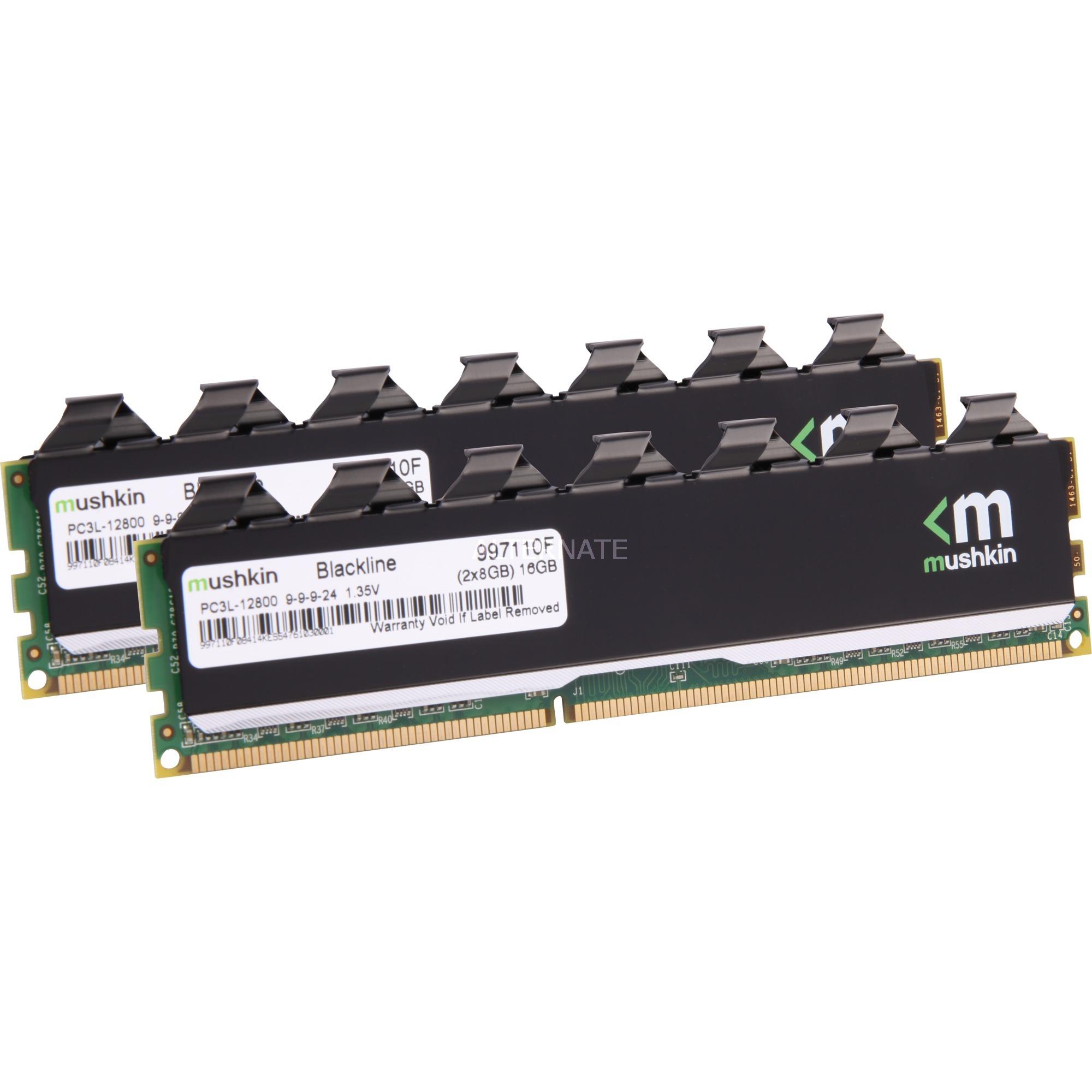 Blackline 16GB DDR3 16Go DDR3 1600MHz module de mémoire