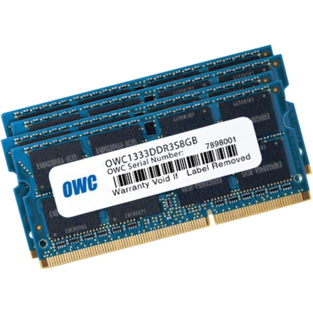 4x 8GB, 1333MHz, DDR3, PC10600 32Go DDR3 1333MHz module de mémoire