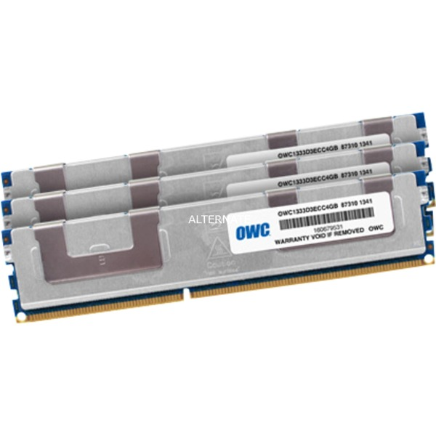 OWC1333D3W4M12K 12Go DDR3 1333MHz ECC module de mémoire
