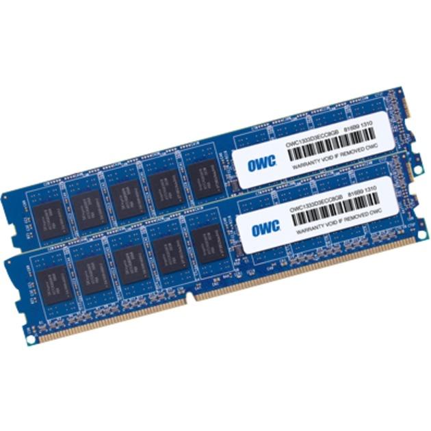 OWC1333D3W8M16K 16Go DDR3 1333MHz ECC module de mémoire