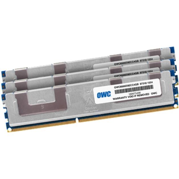 OWC85MP3W4M12GK 12Go DDR3 1066MHz ECC module de mémoire