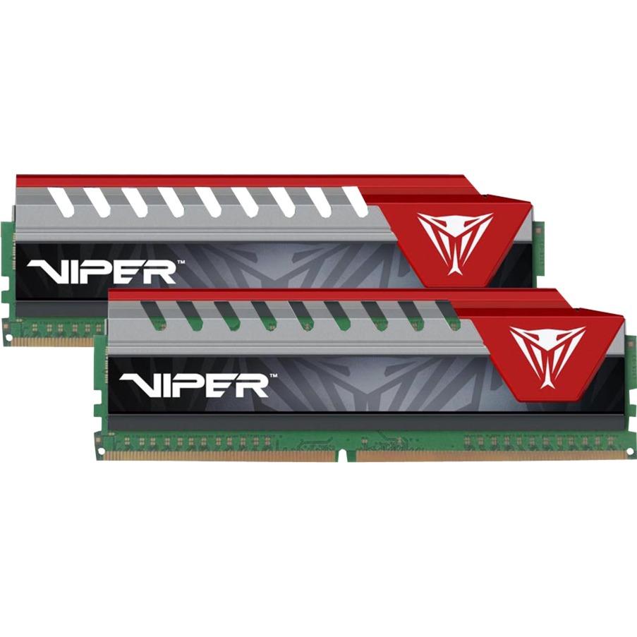 Viper Elite 8GB (2x4GB) DDR4 8Go DDR4 2400MHz module de mémoire