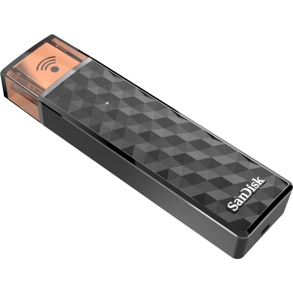 Connect, 16GB 16Go USB 2.0 Capacity Noir lecteur USB flash, Clé USB