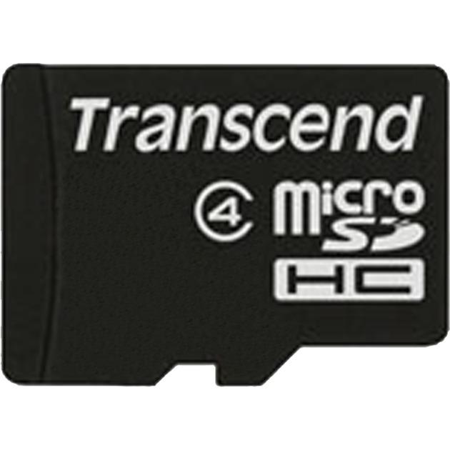TS8GUSDC4 8Go MicroSDHC mémoire flash, Carte mémoire