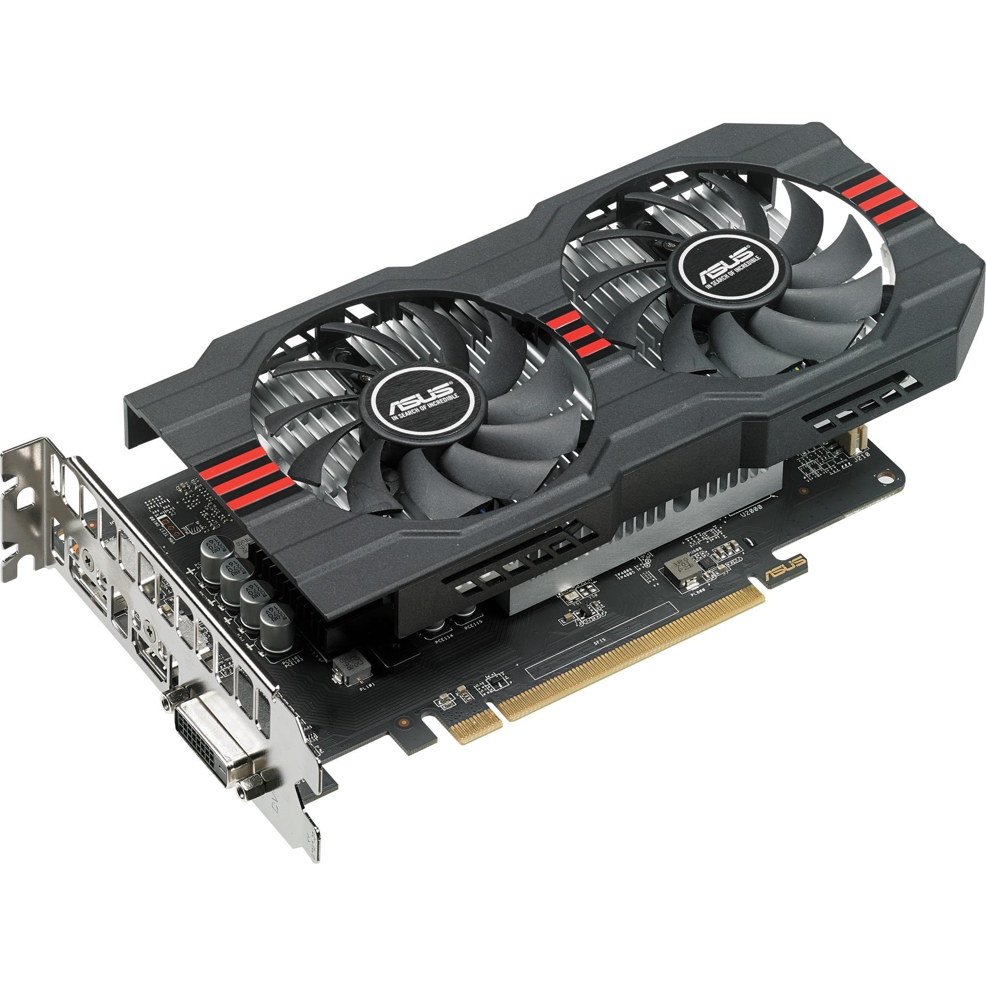 RX560-O4G-EVO Radeon RX 560 4Go GDDR5, Carte graphique