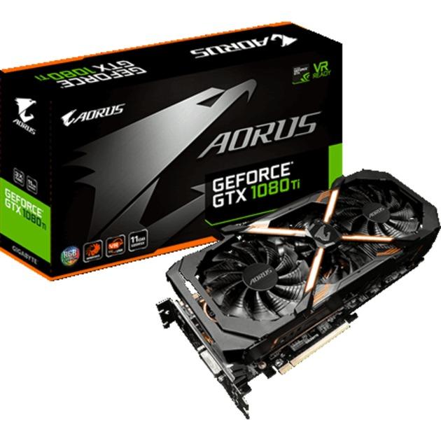 AORUS GeForce GTX 1080 Ti 11G, Carte graphique