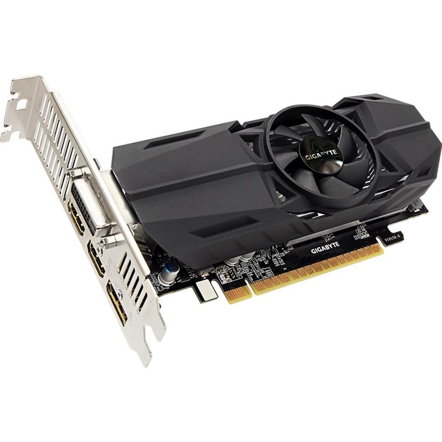 GeForce GTX 1050 OC Low Profile 2G, Carte graphique