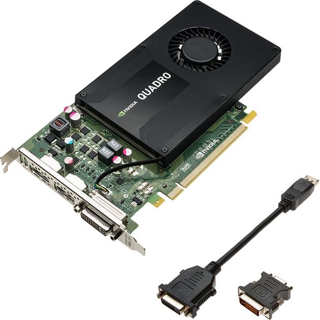 NVIDIA Quadro K2200, Carte graphique