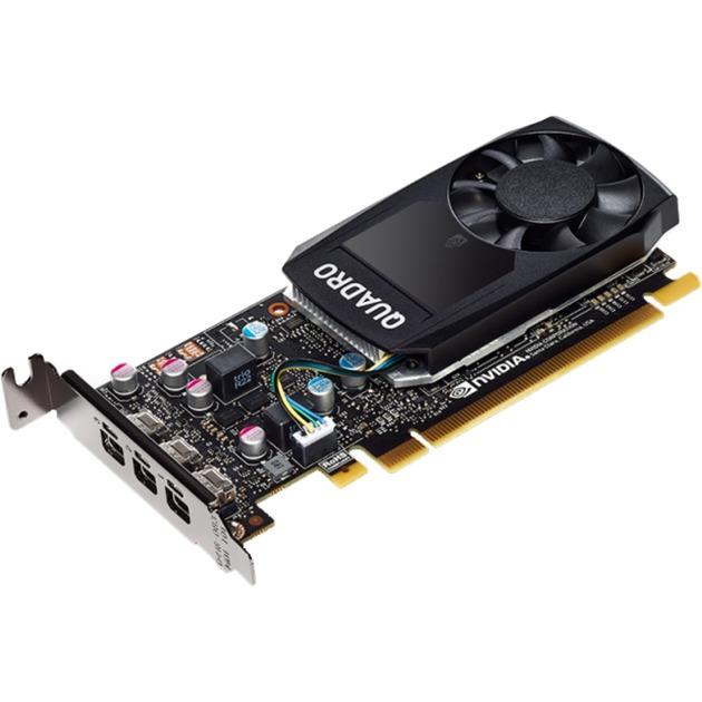 Nvidia Quadro P400 2Go GDDR5, Carte graphique