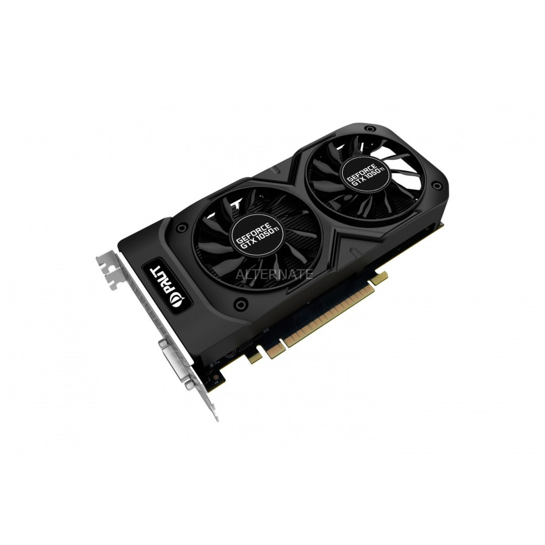GeForce GTX 1050 Ti Dual, Carte graphique