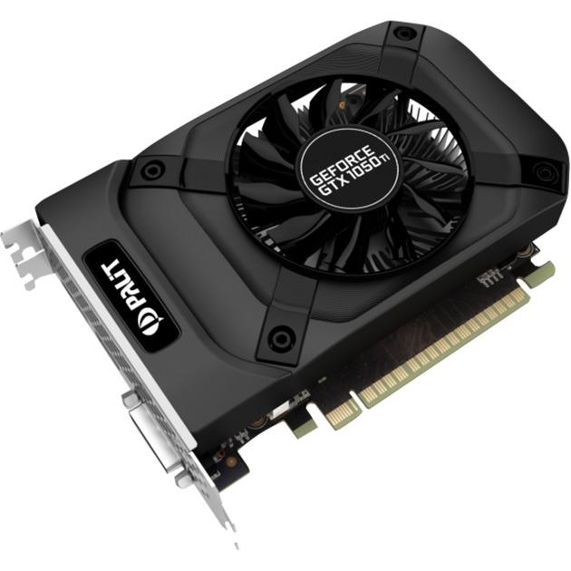 GeForce GTX 1050 Ti StormX 4GB, Carte graphique