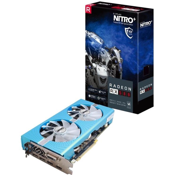 11265-21-20G Radeon RX 580 8Go GDDR5 carte graphique