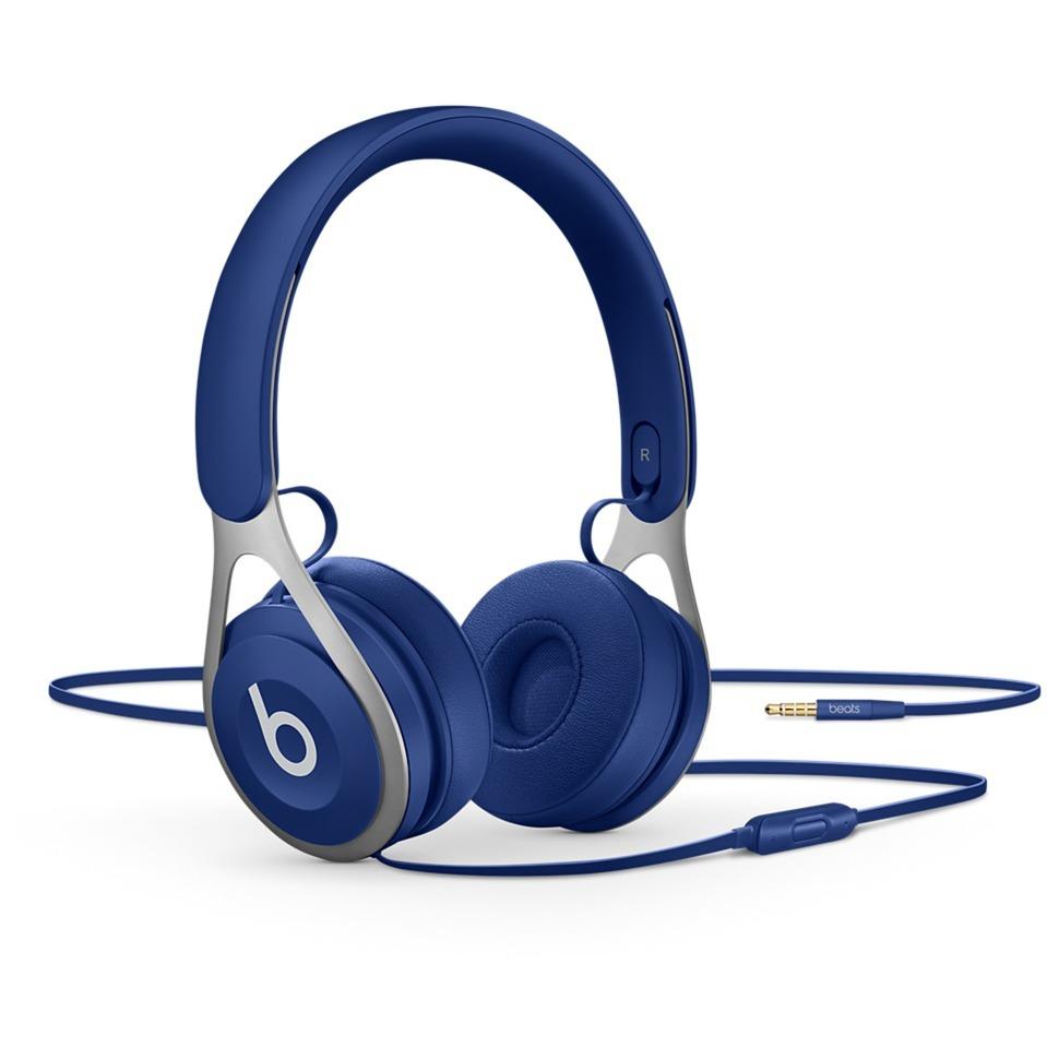 Beats EP Bandeau Binaural Avec fil Bleu casque et micro