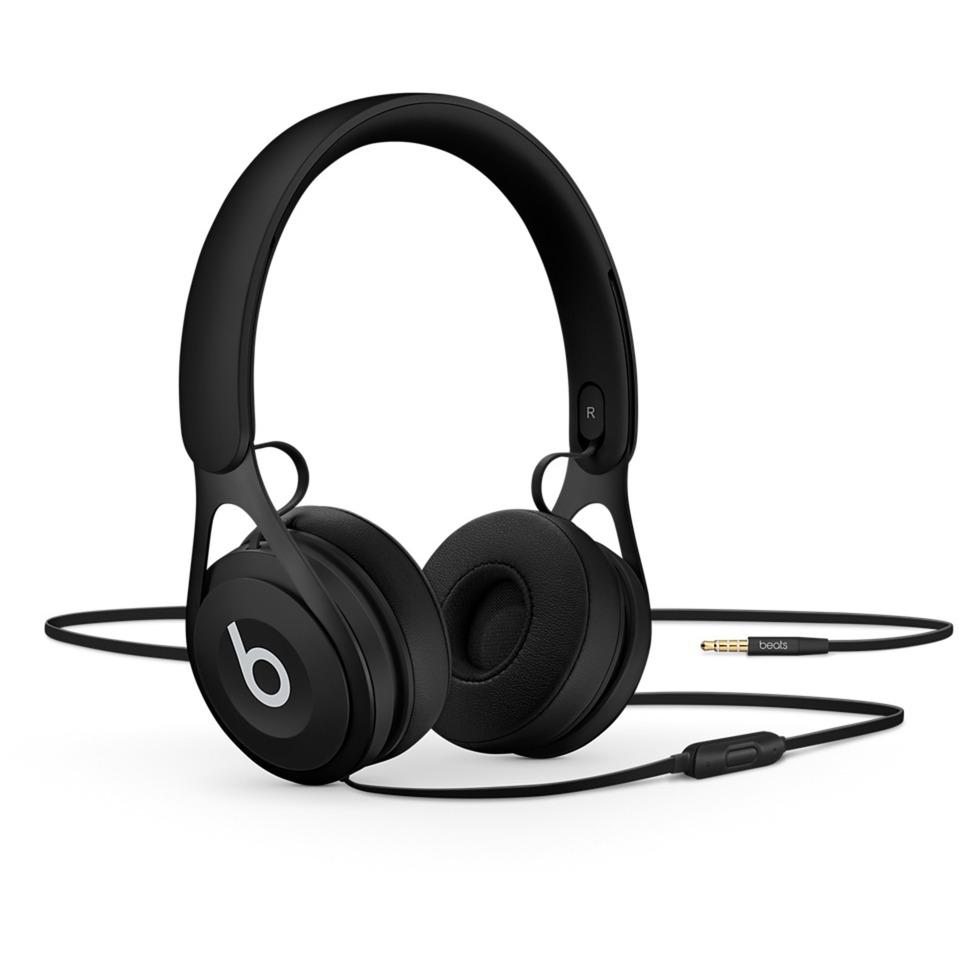 Beats EP Bandeau Binaural Avec fil Noir casque et micro