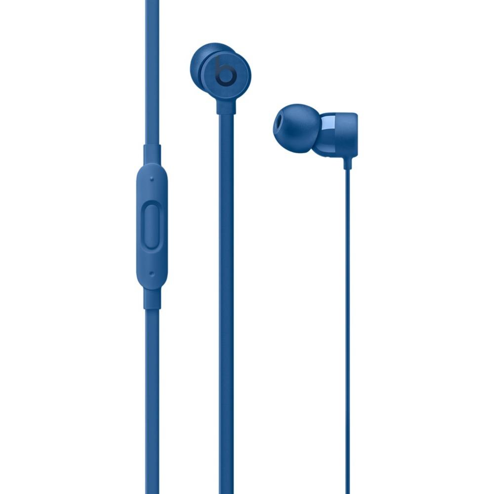 urBeats3 écouteur Binaural Avec fil Bleu casque et micro