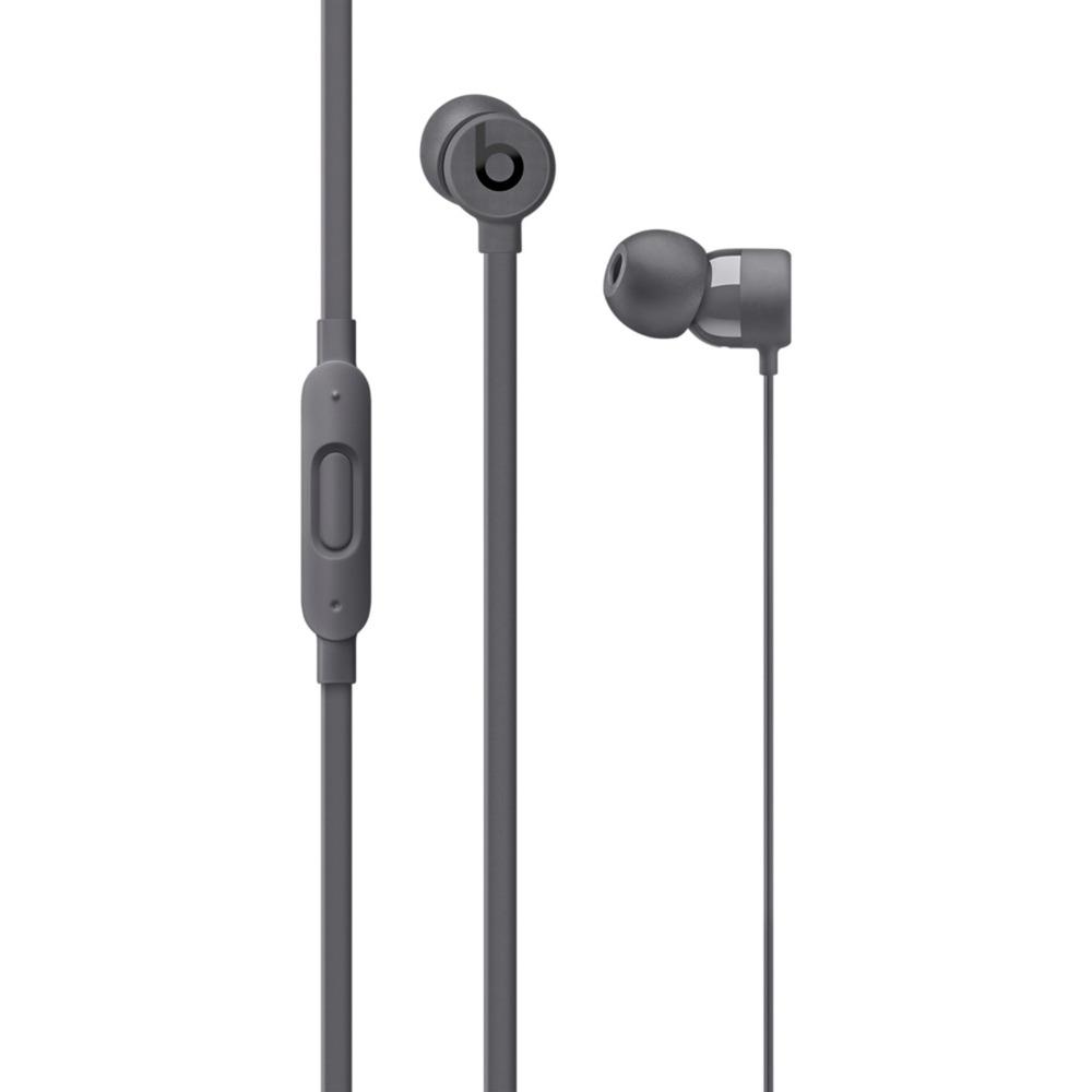 urBeats3 écouteur Binaural Avec fil Gris casque et micro