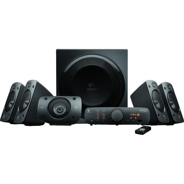 Z906 Surround Sound Speaker System, Haut-parleurs PC