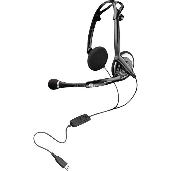 Audio 400 DSP Binaural Noir Casque audio, Casque d'écoute