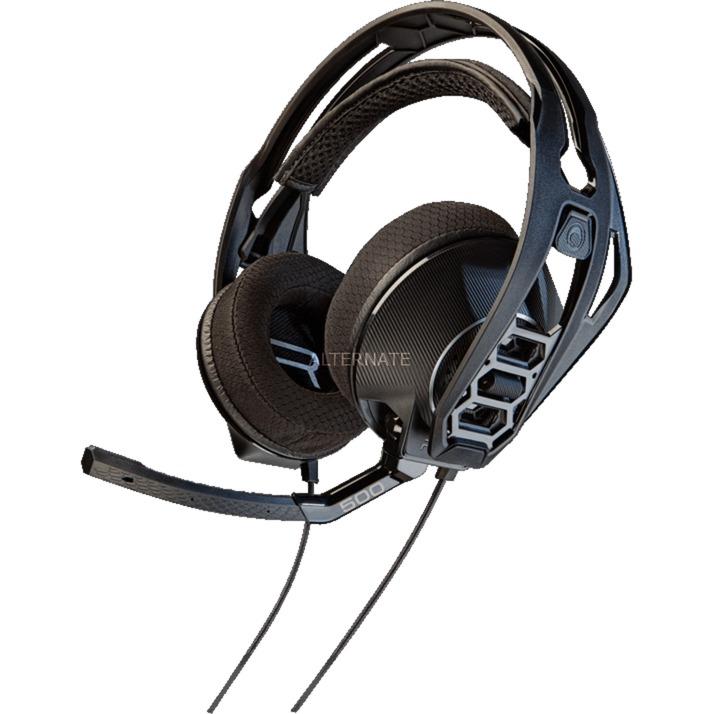 RIG 500 Bandeau Noir Casque audio, Casque d'écoute