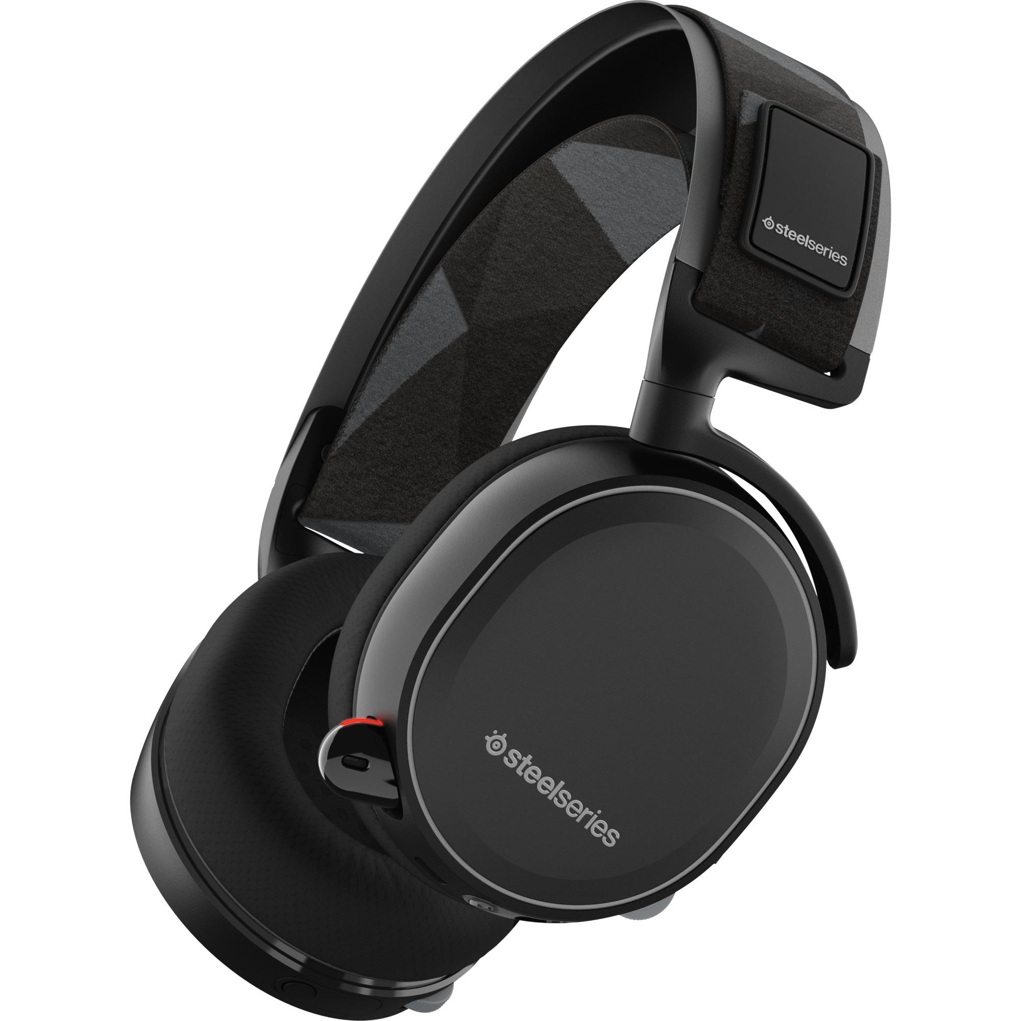 Arctis 7 Binaural Bandeau Noir Casque audio, Casque d'écoute