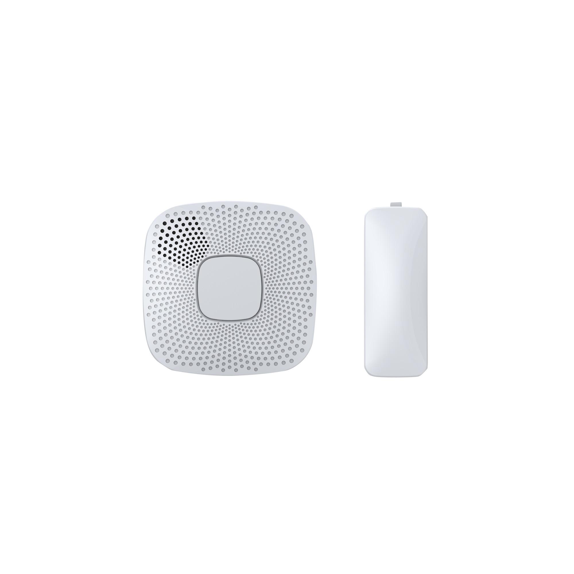 AEOEZW062 Sans fil Blanc capteur de porte/fenêtre, Contrôleur de gestion de porte de garage
