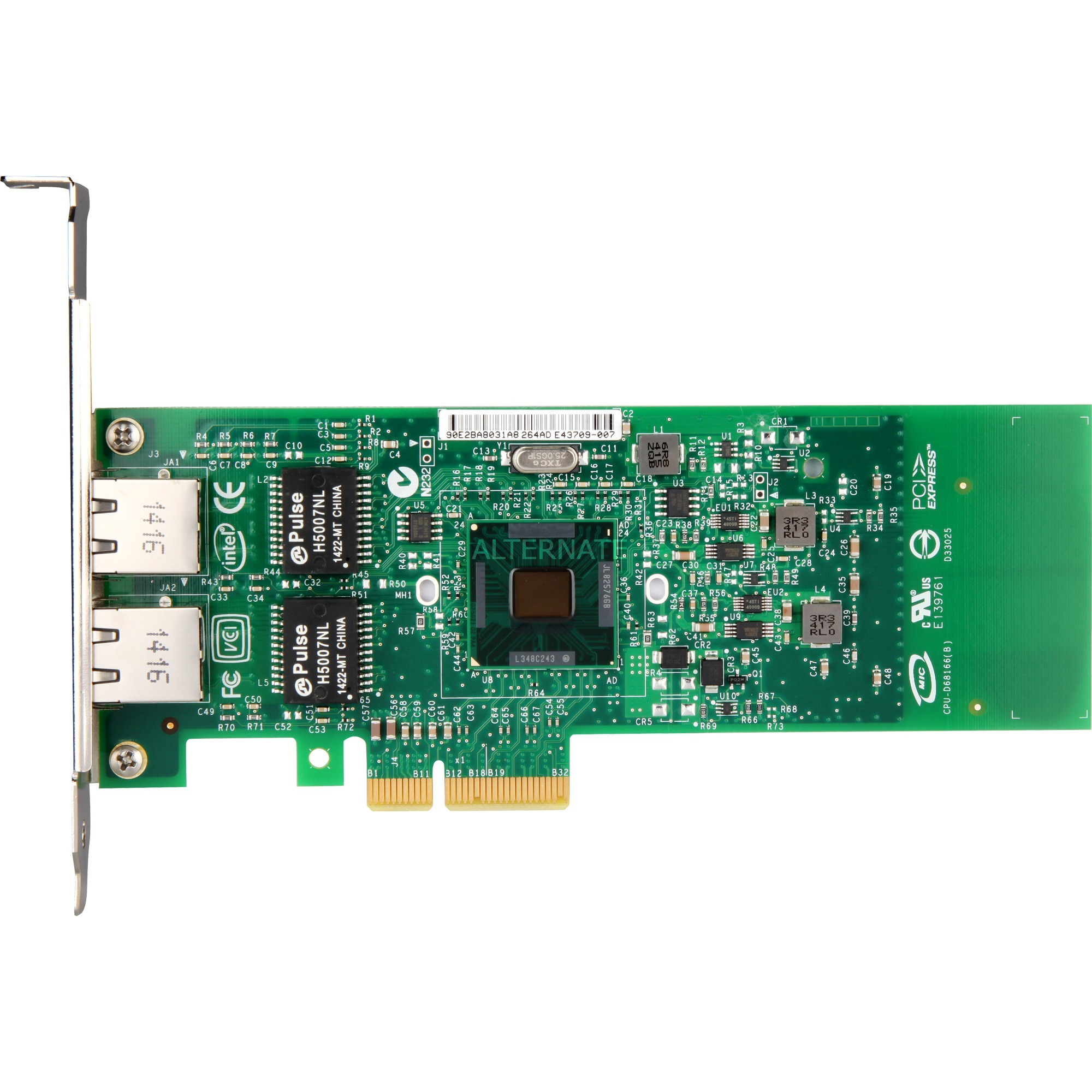 Gigabit ET Dual Port Server Adapter, Carte réseau