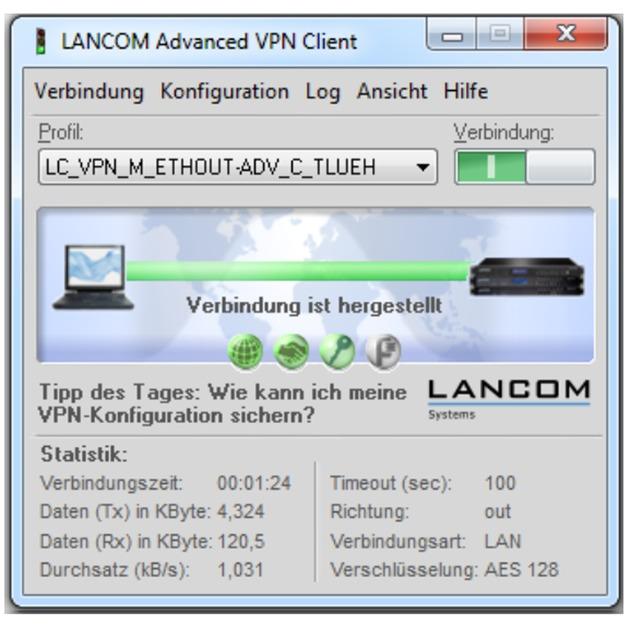 Advanced VPN Client 10 Licenses, Licences de serveur