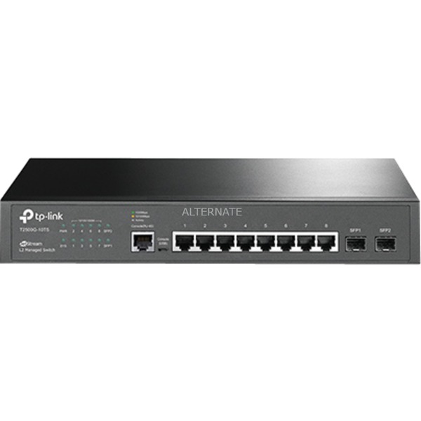 TL-SG3210 Managed network switch L2 commutateur réseau