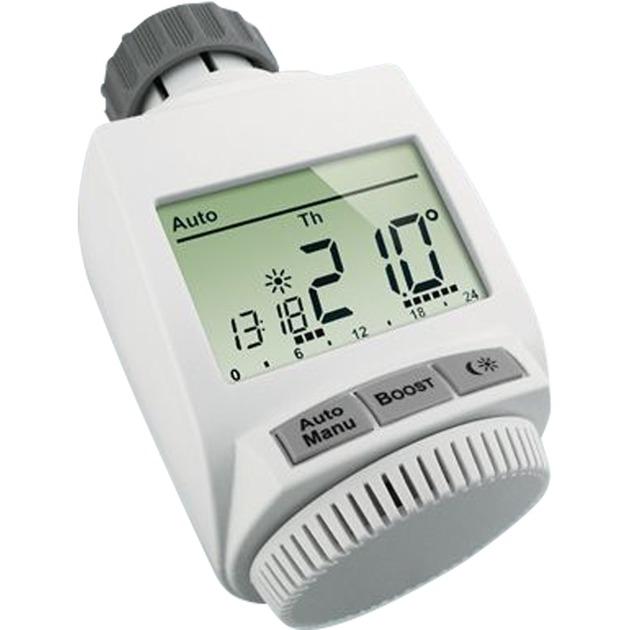 BC-RT-TRX-CyG-4 Blanc thermostat, Thermostat de chauffage