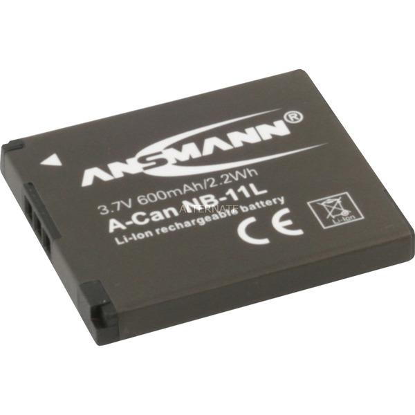 1400-0028 Batterie A-Can NB 11L pour Appareil Canon, Batterie appareil photo