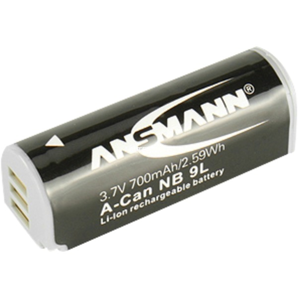A-Can NB 9 L, Batterie appareil photo