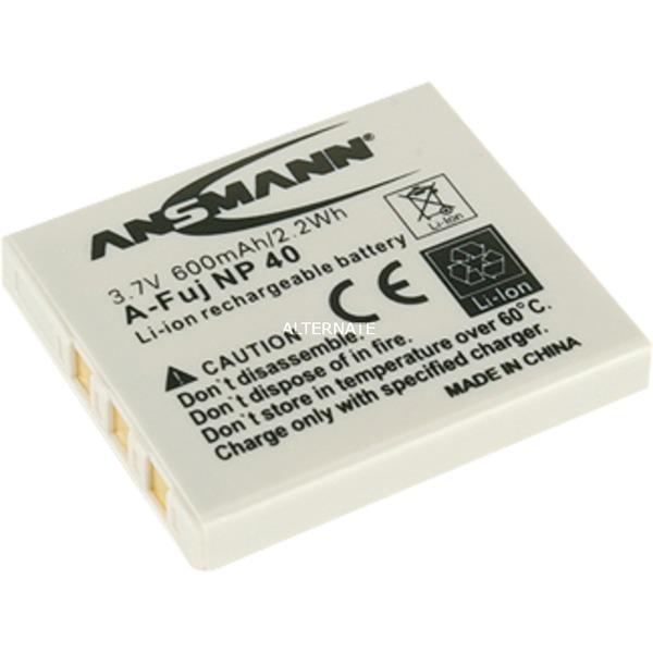 A-Fuj NP 40, Batterie appareil photo