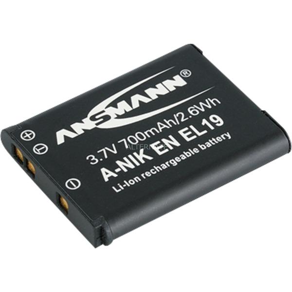 A-Nik ENEL 19, Batterie appareil photo