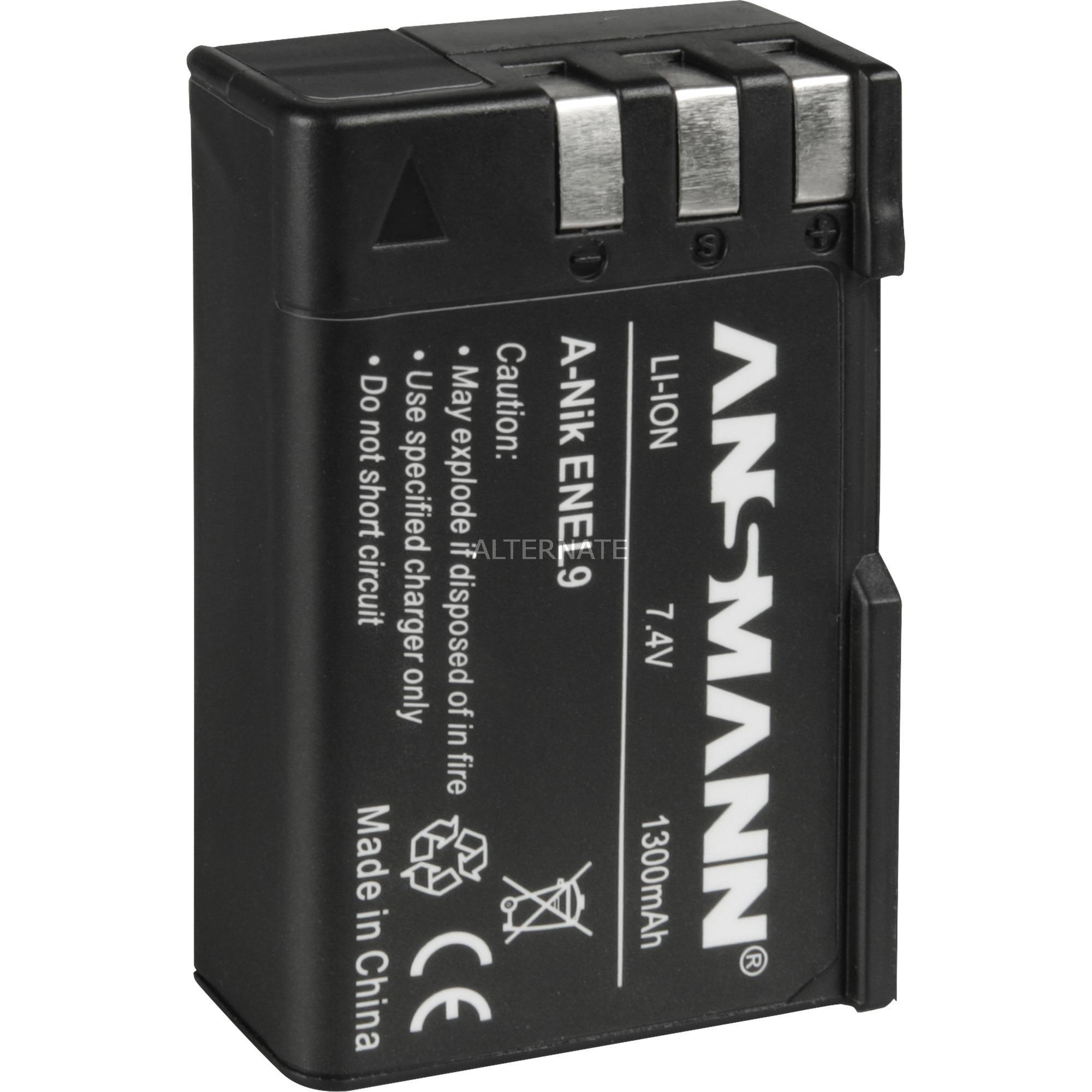 A-Nik EN-EL9, Batterie appareil photo
