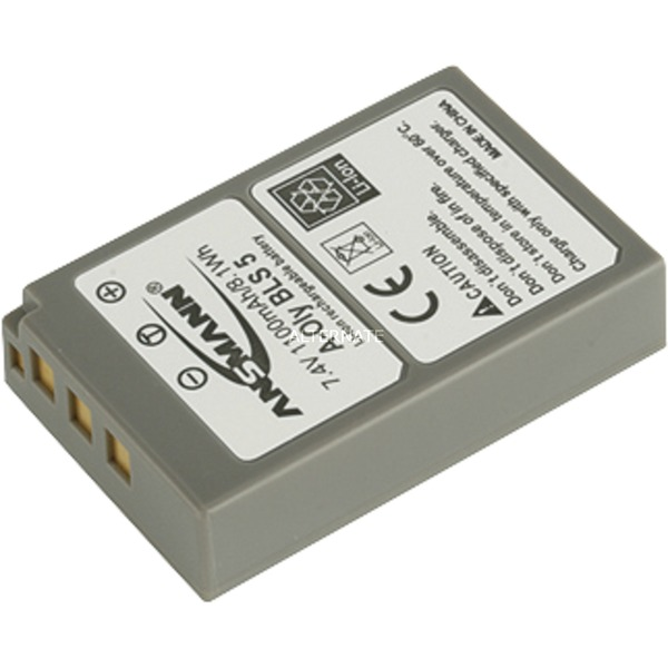A-Oly BLS 5, Batterie appareil photo
