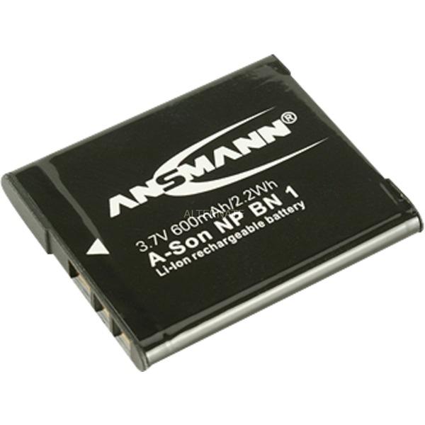 Batterie A-Son NP BN 1 pour appareil photo Sony NP BN1, Batterie appareil photo