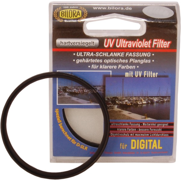 7010-52 Ultraviolet (UV) camera filter 52mm filtre pour appareils photo
