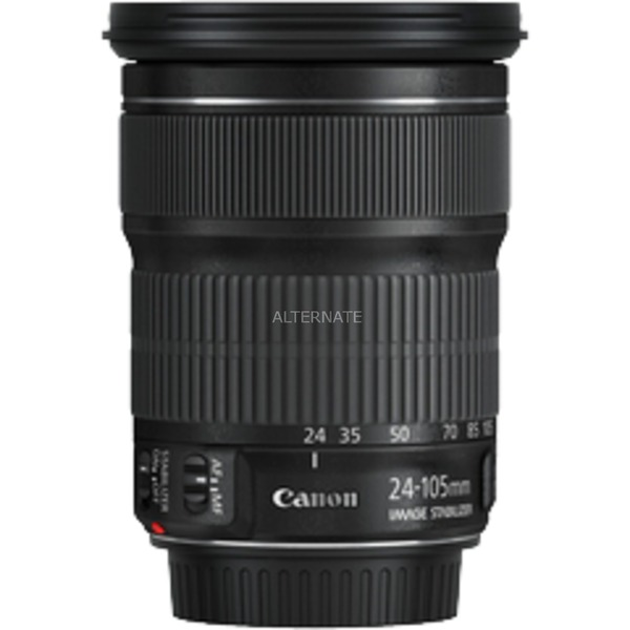 EF 24-105mm f/3.5-5.6 IS STM SLR Objectif zoom standard Noir, Lentille