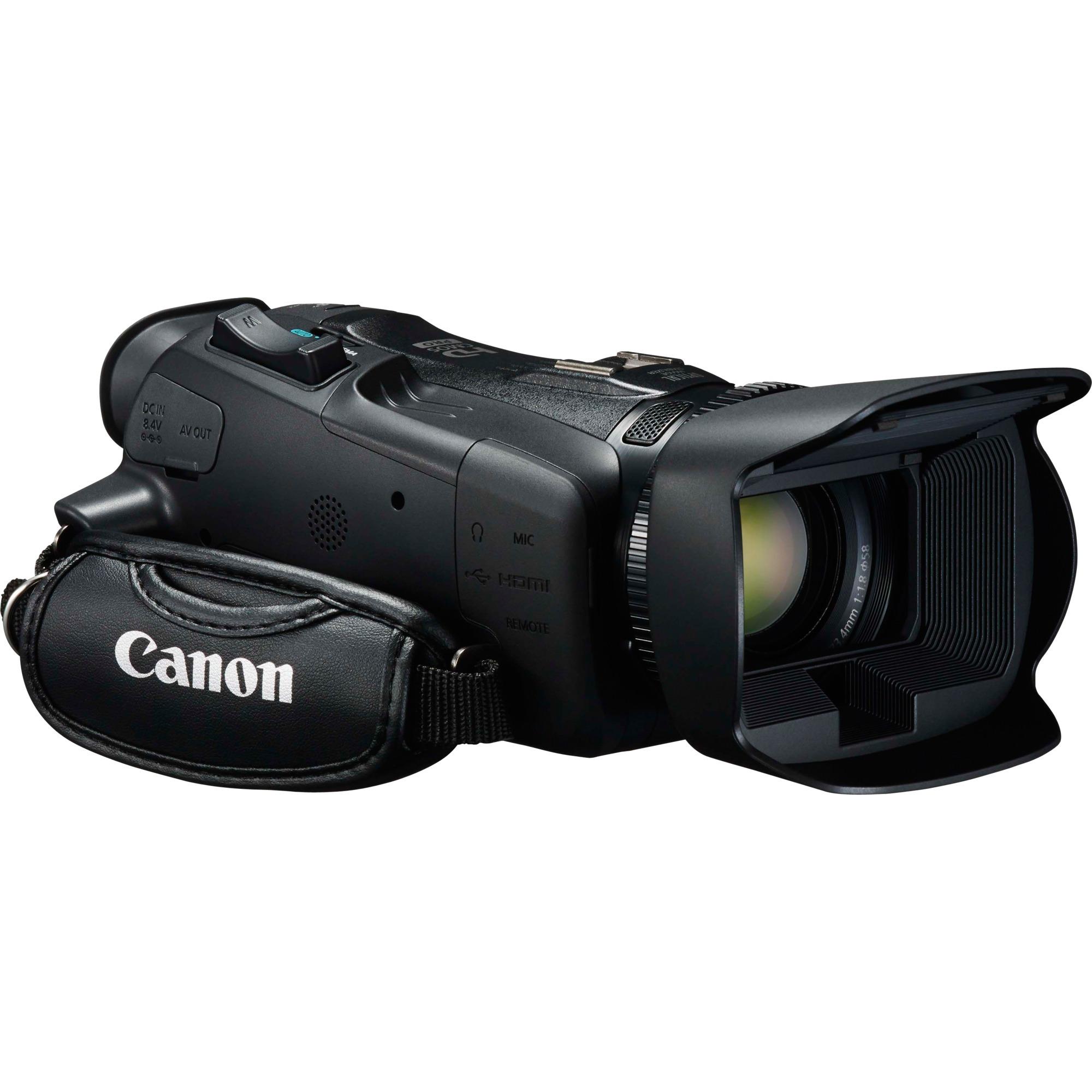LEGRIA HF G40 Caméscope portatif 3.09MP CMOS Full HD Noir, Caméra vidéo