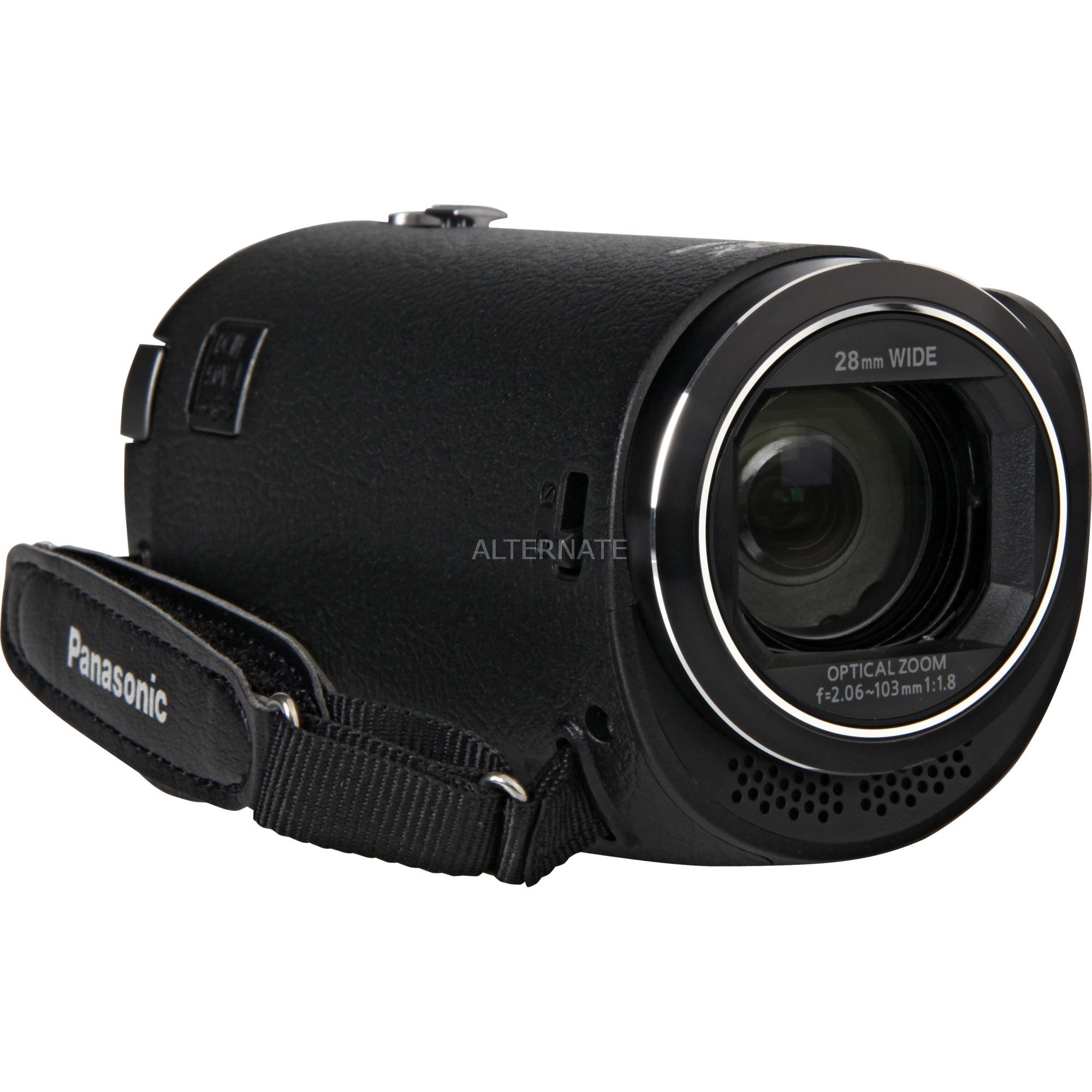 HC-V380EG-K Full HD caméscope numérique, Caméra vidéo