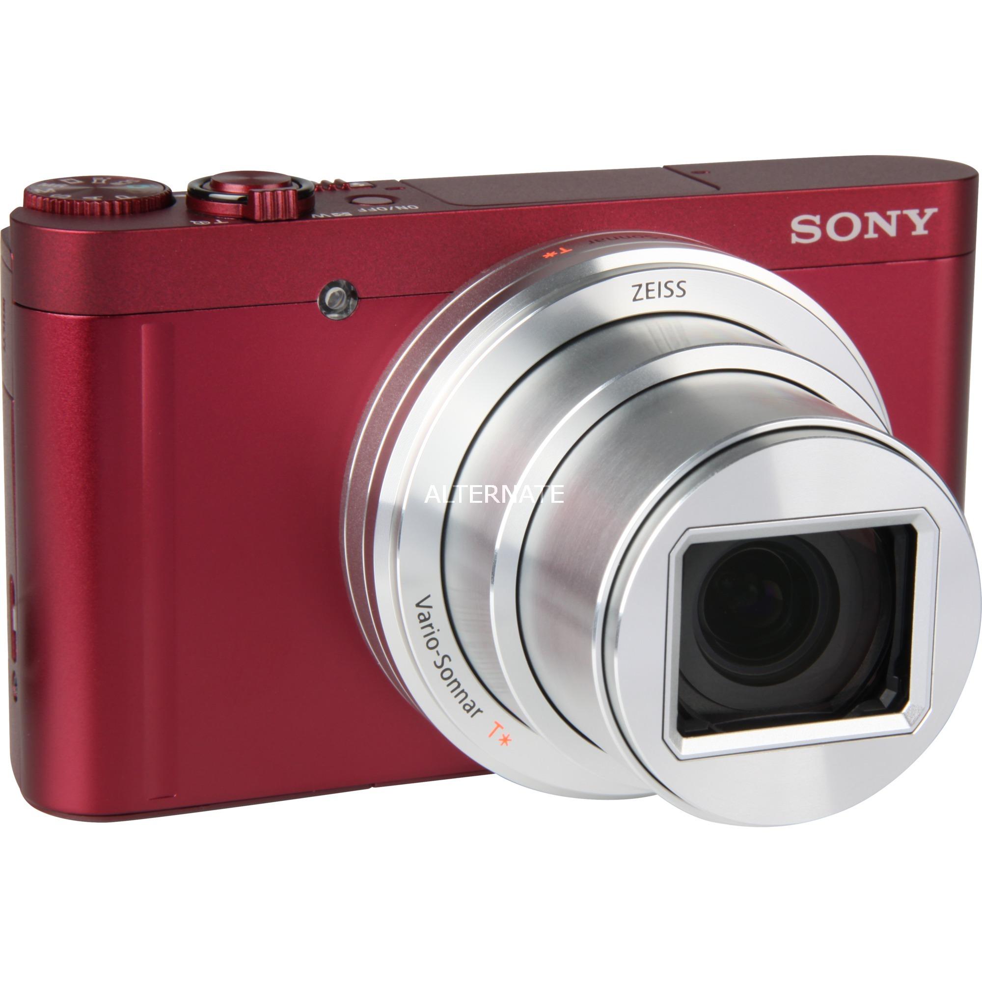 DSC-WX500, Appareil photo numérique