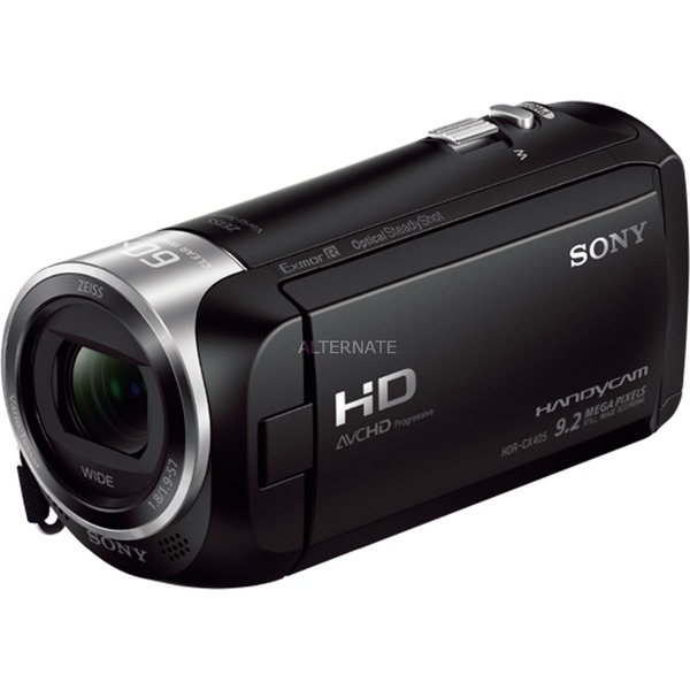 HDR-CX405 Caméscope Full HD Zoom Optique, Caméra vidéo