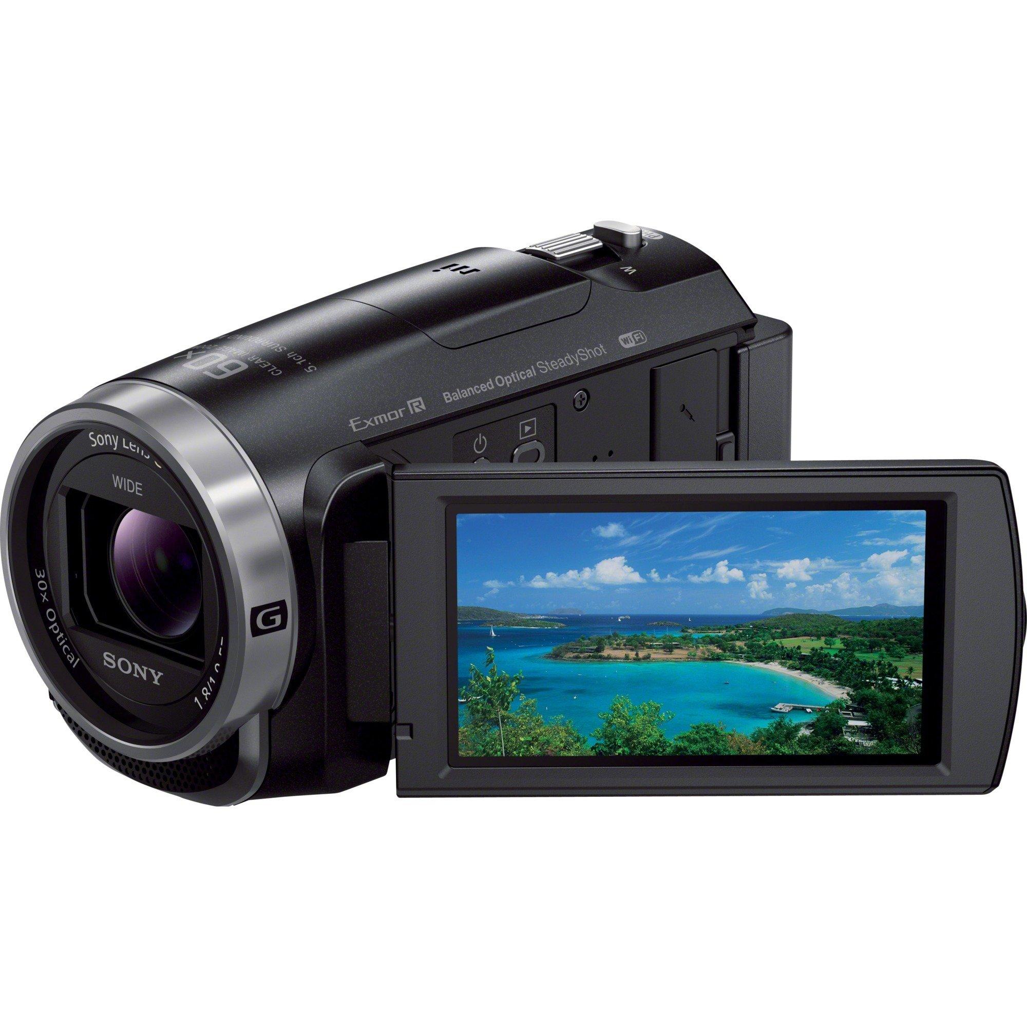 HDR-CX625 Camescopes Classique 1080 pixels, Caméra vidéo