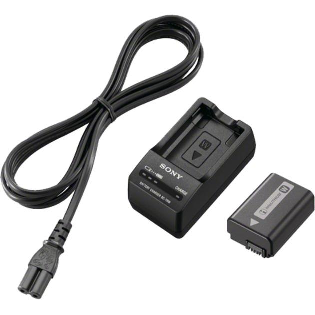 Kit d'accessoires pour appareil photo de la série W, Chargeur