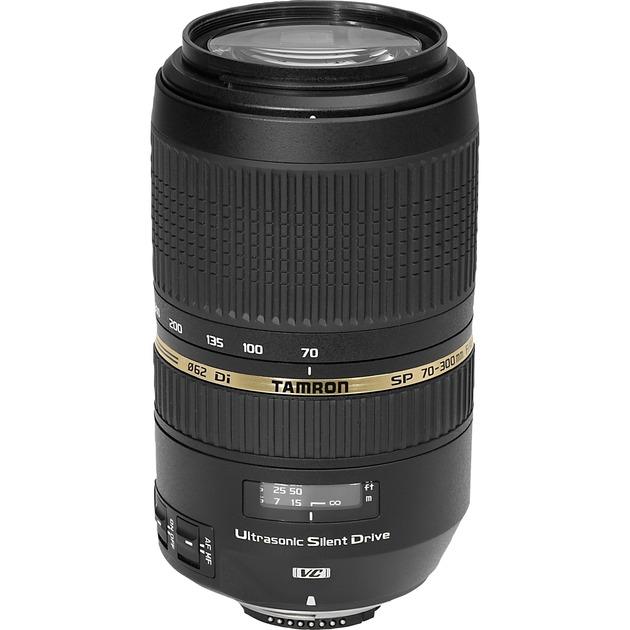 SP 70-300mm F/4-5.6 Di USD Sony SLR Telephoto lens Noir, Lentille