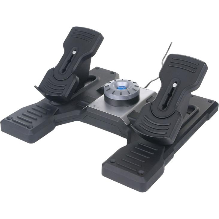 G Saitek Pro Flight Rudder Pedals, Manette de jeu